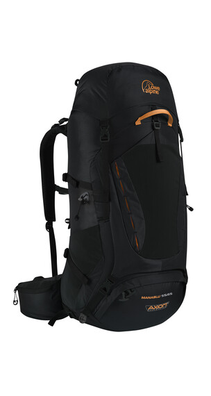 Lowe Alpine Manaslu 55:65 Backpack Men black
